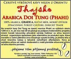 Arabica Doi Tung (Phahi) Grade A - 2