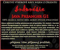 Indonésie Java Preanger