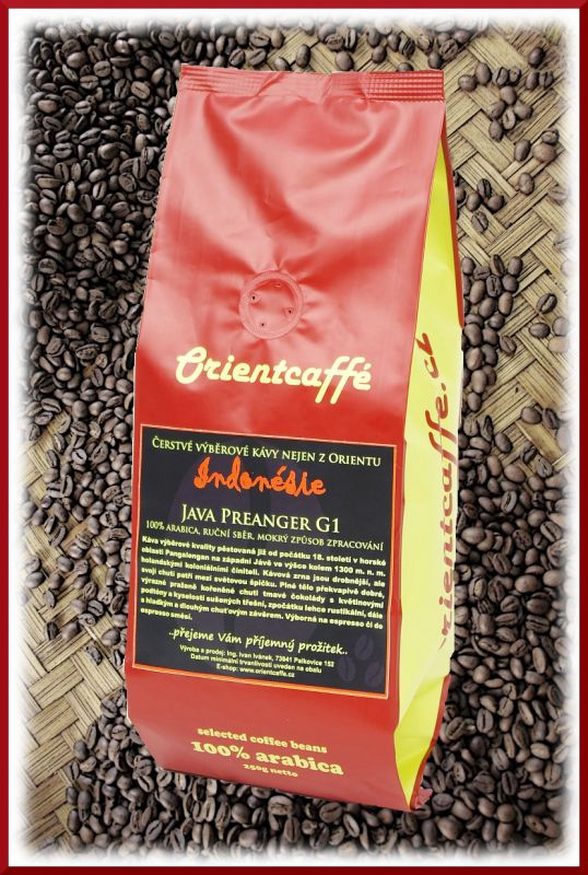 Arabica Java Preanger