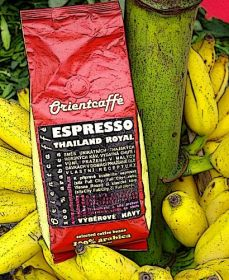 Káva Espresso Thailand Royal