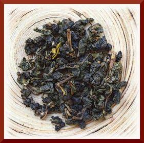 Polozelené čaje (oolongy)