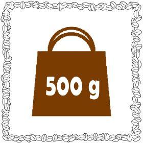 Pražená káva 500 g
