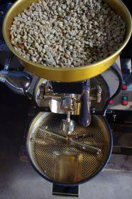 Pražící stroj na 2 kg kávy