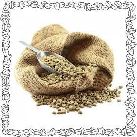 Zelená káva pro domácí pražení
